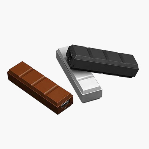 Chocolate Design Power Bank - Corporate Gifts in Dubai AMGT