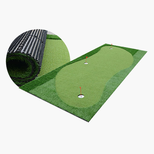 Indoor Golf Practice Mat - Corporate Gifting Dubai AMGT