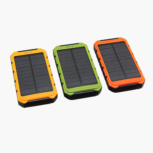 Solar Charging Power Banks - Corporate Gifts Dubai AMGT