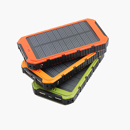 Unique Solar Charging Power Bank Corporate Gifts in Dubai AMGT
